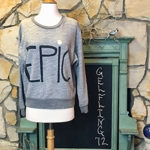 Hugo Guinness for J.Crew Epic Sweatshirt